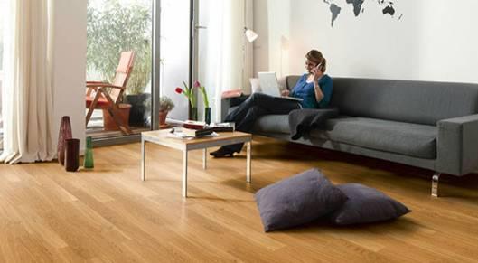 Pavimenti in legno pozzi