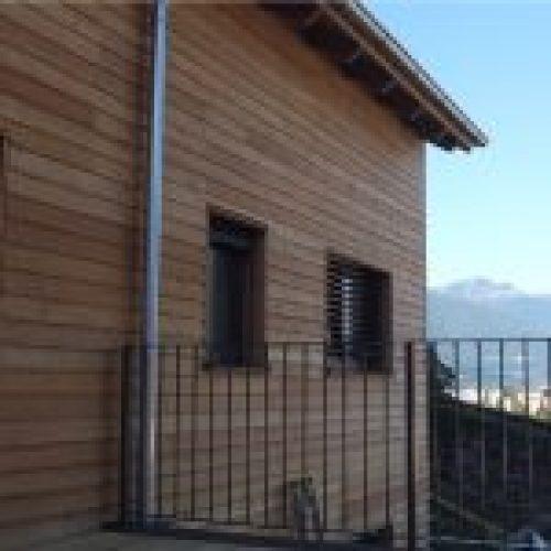 Architetto casa in legno Baum studio