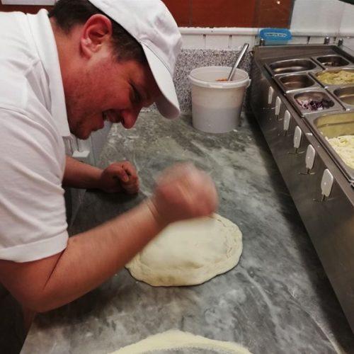 impasto pizza