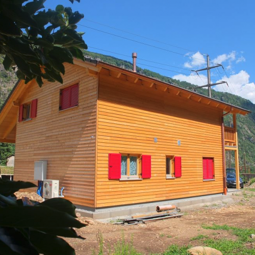 baum studio 8 case in legno