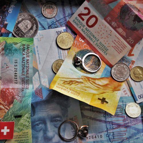 swiss-francs